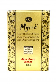 Myrrh Eternal Essense of nature Aloe Vera Neem