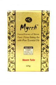 Myrrh Eternal Essense of nature Neem Tulsi