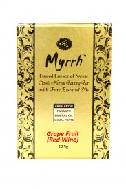 Myrrh Eternal Essense of nature Grape Fruit ( Red Wine)
