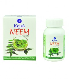 KRISH NEEM 500 MG CAPSULES