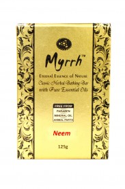 Myrrh Eternal Essense of nature Neem