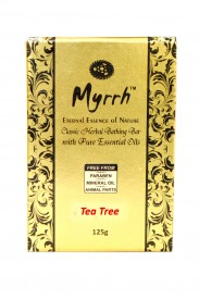 Myrrh Eternal Essense of nature Tea Tree