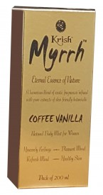 Myrrh Coffee Vanilla - Women
