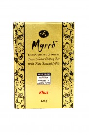 Myrrh Eternal Essense of nature Khus