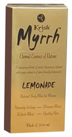 Myrrh Lemonade - Women