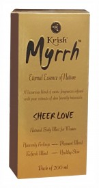 Myrrh Sheer Love - Women